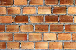 Red Brick Wall Background Texture Stock Images
