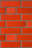 Red brick wall Stock Image