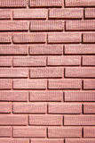 Red brick wall. Can be used for background Stock Image