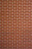 Red brick wall. Stock Photos