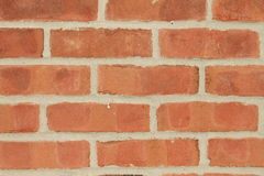 Red Brick Wall Royalty Free Stock Photos