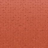 Red brick wall 3D render. Red brick wall texture 3D render Royalty Free Stock Photography