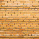 Red brick wall fragment composition Stock Image