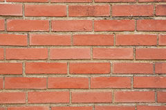 Red Brick Wall Grunge Background Texture Royalty Free Stock Images