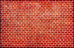 Red brick wall grunge texture royalty free stock photography