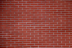 Red Brick Wall Original Royalty Free Stock Photo
