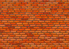 Red brick wall pattern Stock Photography