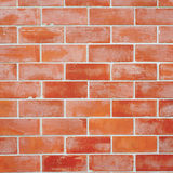 Red brick wall seamless Royalty Free Stock Photos