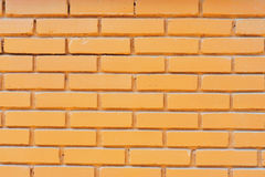 Red brick wall in soft light Royalty Free Stock Images