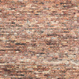 Red brick wall texture background Royalty Free Stock Photography