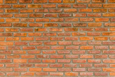 Red brick wall texture for background Stock Photo