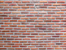 Red brick wall texture background. S Royalty Free Stock Photo