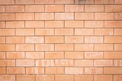 Red brick wall texture background Stock Image