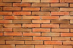 Red brick wall texture background. Old brick wall texture. Brick wall texture stock image