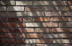 Red brick wall texture background Royalty Free Stock Photo