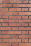 Red Brick Wall. Texture on a Building Stock Images