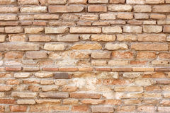 Red brick wall texture grunge Royalty Free Stock Photography