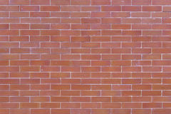 Red brick  wall texture grunge background. May use to interior de Stock Images