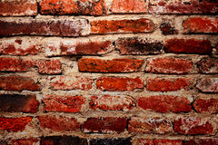 Red brick wall texture Stock Photos
