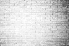 Red Brick wall texture Soft tone White color Stock Photo
