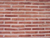 Red brick wall texture for your photographs, red bricks stock photo