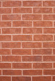 Red brick wall vertical Stock Photo