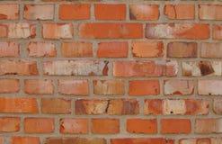 Red brick walld brick wall - natural background Stock Photos