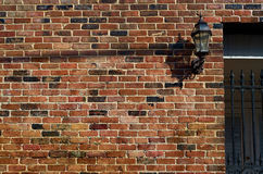 Red Brick Walll Royalty Free Stock Images