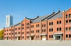 Red brick warehouse ,yokohama Stock Photography