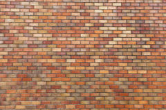 Bricked wall background Stock Images