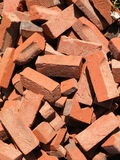 Red bricks Stock Photos