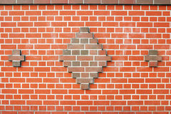 Red bricks Royalty Free Stock Image