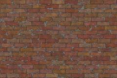 Red bricks Stock Image