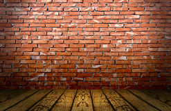 Free Red Bricks Stage Royalty Free Stock Images - 18021179