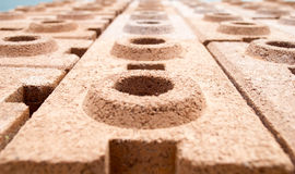 Red bricks, Stock Images
