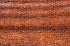 Red bricks wall Royalty Free Stock Photography