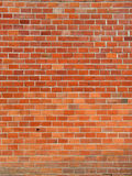 Red bricks wall Stock Image