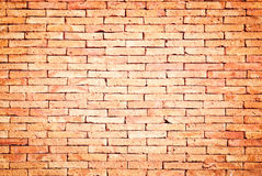 Red bricks wall Stock Photo