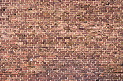 Red brickwall surface Stock Photo