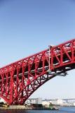 Red Bridge Stock Images