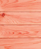 Red bright wooden planks Royalty Free Stock Photo