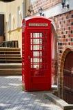British telephone booth Royalty Free Stock Photo