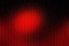 Red brown black abstract with light lines blurred background Royalty Free Stock Photography