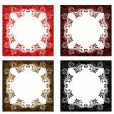 Red, Brown and Black Backgrounds royalty free stock photography
