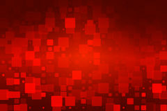 Red brown black glowing various tiles background Royalty Free Stock Images