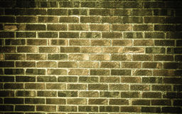 Red brown brick wall as texture or background. . Stock Photography
