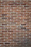 Red brown brick wall texture background Stock Image