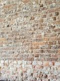 Red and Brown Brick wall royalty free stock images