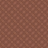 Red Brown Colors Geometry Pattern. Korean traditional Pattern De Royalty Free Stock Photos