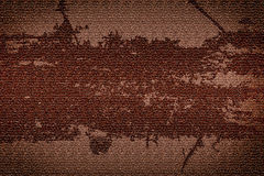 Red brown leather background texture. Royalty Free Stock Photos